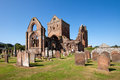 Sweetheart abbey dumfries and galloway scotland is a ruined cistercian monastery founded in by lady dervorgilla in memory of her Stock Images