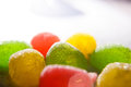 Sweetness of candy Royalty Free Stock Photo