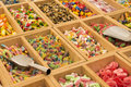 Sweets a lot of in a market majorca balearic islands spain september Stock Photography