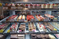 Sweets shop Royalty Free Stock Photo