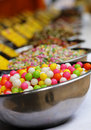 Sweets and spices Royalty Free Stock Photos