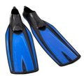 Swim fins Royalty Free Stock Images