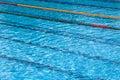 Swiming pool detail Royalty Free Stock Photo