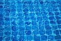 Swiming pool water pattern background Royalty Free Stock Photos