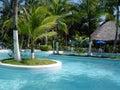 Swimmig Pool Royalty Free Stock Photos