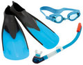 Swimming gear cutout Royalty Free Stock Images