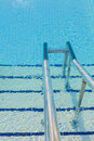 Swimming pool close up photograph of Stock Photos