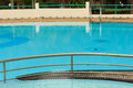 Swimming pool for exercise by Stock Photos