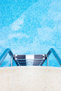 Swimming pool high resolution photo of Royalty Free Stock Photo