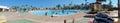 Swimming pool in sharm el sheikh egypt nov happy people enjoying bath time infinity Stock Photography