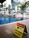 swimming pool Royalty Free Stock Photo