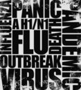 Swine flu headline Stock Photos