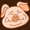 Swine Oink Stock Photos