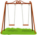 Swings Royalty Free Stock Photo