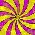 Swirl marble yellow purple sunny pattern texture background Royalty Free Stock Photo