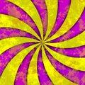 Swirl marble yellow purple sunny pattern texture background Royalty Free Stock Photo