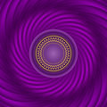 Swirl purple background. Soft vector gradient and blend. Radial Royalty Free Stock Photo