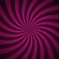 Swirling radial pattern background. Vector illustration Royalty Free Stock Photo