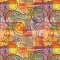 Swirls seamless Royalty Free Stock Photos