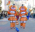 Swiss Carnival 3 Stock Photography