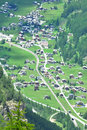 Swiss village Royalty Free Stock Photography