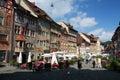 Swiss village of Stein am Rhein Royalty Free Stock Photography