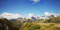 Switzerland mountains Royalty Free Stock Photo