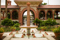 Sword Fountain Flagler College Royalty Free Stock Photo