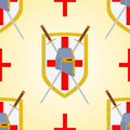 Sword and Shield Stock Images
