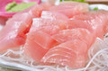 Swordfish  sashimi Royalty Free Stock Photos