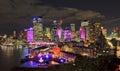 Sy vivid 2012 CBD fr Bridge