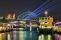 Sy Vivid 17 Circ Ferry Bridge Beams
