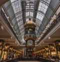 Clockwork at Victoria Shopping Mall, Sydney Australia. Royalty Free Stock Photo