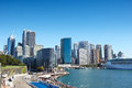 Sydney CBD Royalty Free Stock Photography
