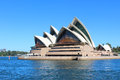 Sydney Opera House Stock Images