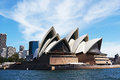 Sydney opera house Imagem de Stock Royalty Free