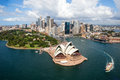 Sydney, Opera House Royalty Free Stock Photo