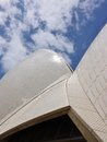Sydney opera house view of a detail of the in australia photo taken on december Stock Photography