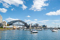 Sydney Skyline, Australia Royalty Free Stock Images