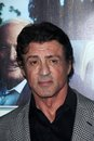 Sylvester stallone at hbo s his way los angeles premiere paramount studios hollywood ca Stock Photos