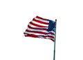 A symbol of American patriotism Royalty Free Stock Photo
