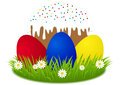 Symbol of Easter Royalty Free Stock Images