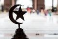 Symbol Of Islam In The Mosque