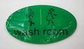 Symbol Of Wash Room