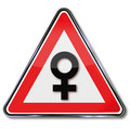 Symbol for women and femininity