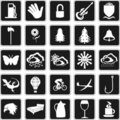 Symbols Royalty Free Stock Photography