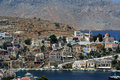Symi, Greece Royalty Free Stock Photo
