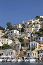 Symi island, , Greece Royalty Free Stock Photography