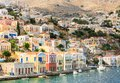Symi Island. Greece Royalty Free Stock Photo