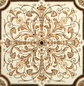 Symmetrical Tile Royalty Free Stock Photo